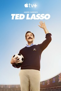 Постер сериала «Тед Лассо»