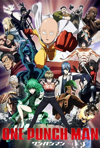 Ванпанчмен / One-Punch Man