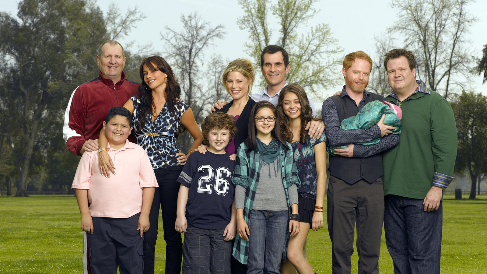 Американская семейка - 8 сезон