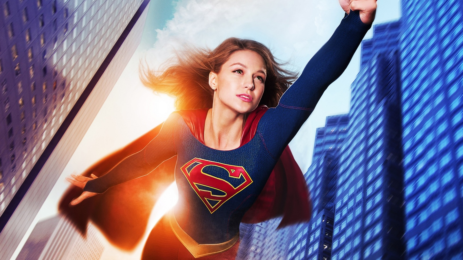 Супергёрл / Supergirl background