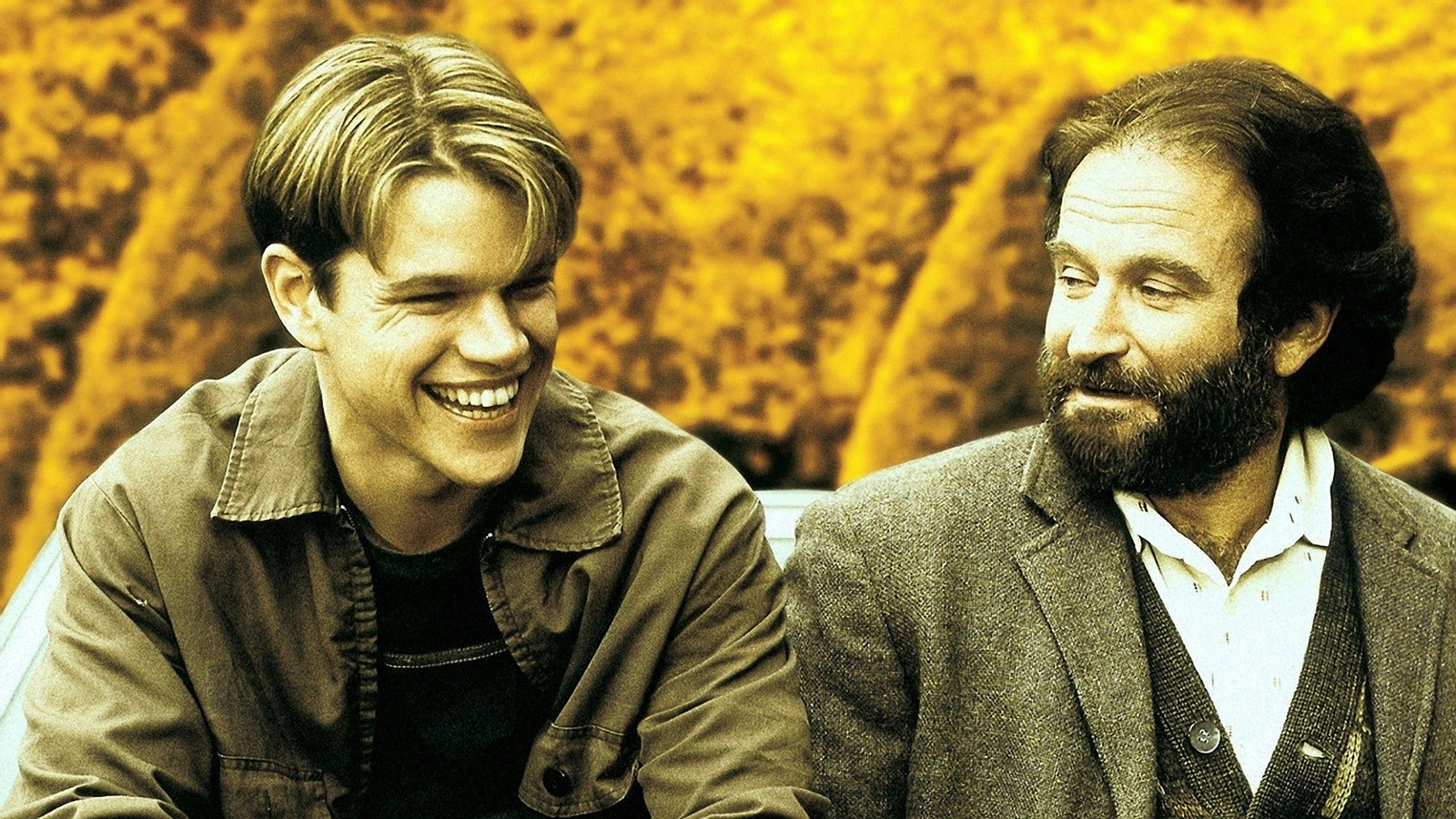 film review good will hunting Good will hunting may well be the rocky story of the 90s two young (then unknown) actors - matt damon and ben affleck - wrote a script that dealt with the commercial double suicide that is mental.