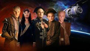 Смотреть сериал «Вавилон 5»