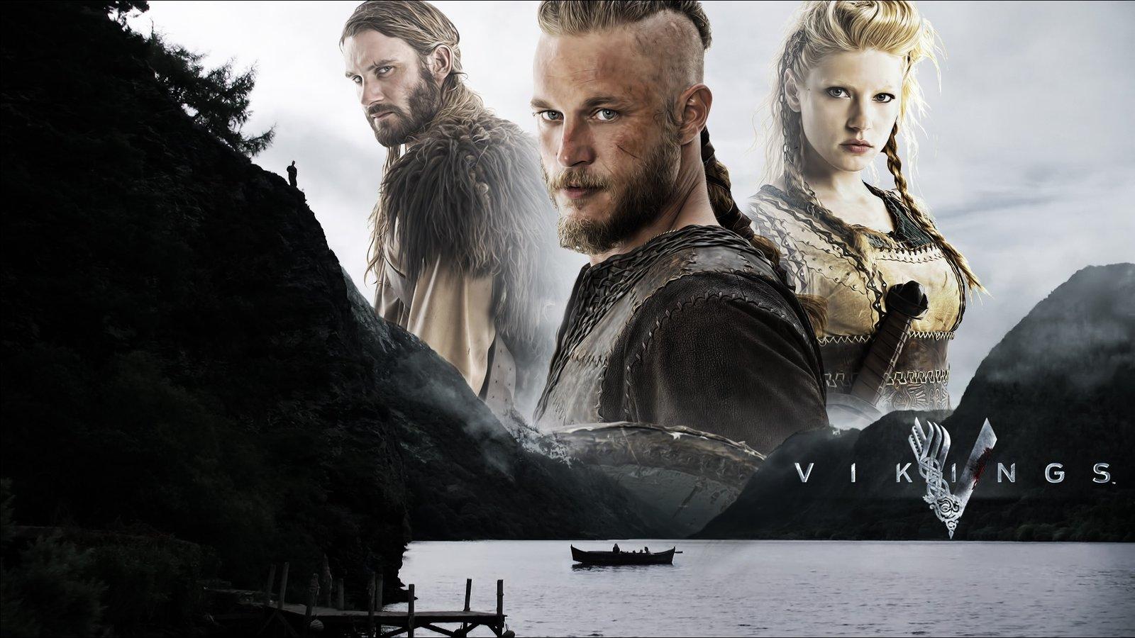 Викинги / Vikings (2 сезон)