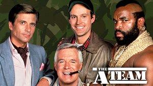Смотреть сериал «Команда «А»»
