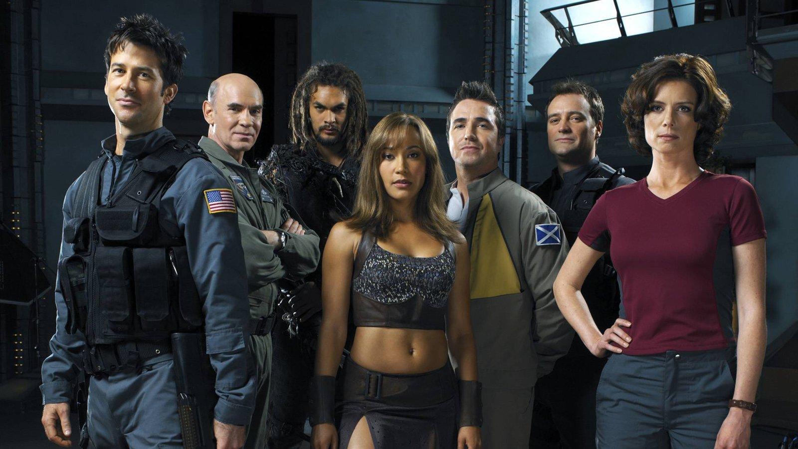 Звездные врата: Атлантида - 2 сезон