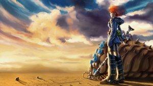 Смотреть фильм «Навсикая из долины ветров» онлайн