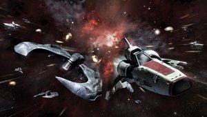 Смотреть сериал «Звездный Крейсер Галактика: Кровь и Хром»