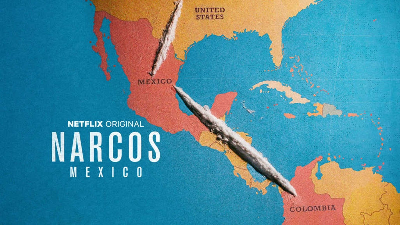 Нарко: Мексика / Narcos: Mexico background