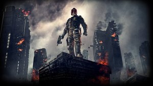 Смотреть фильм «Судья Дредд 3D» онлайн