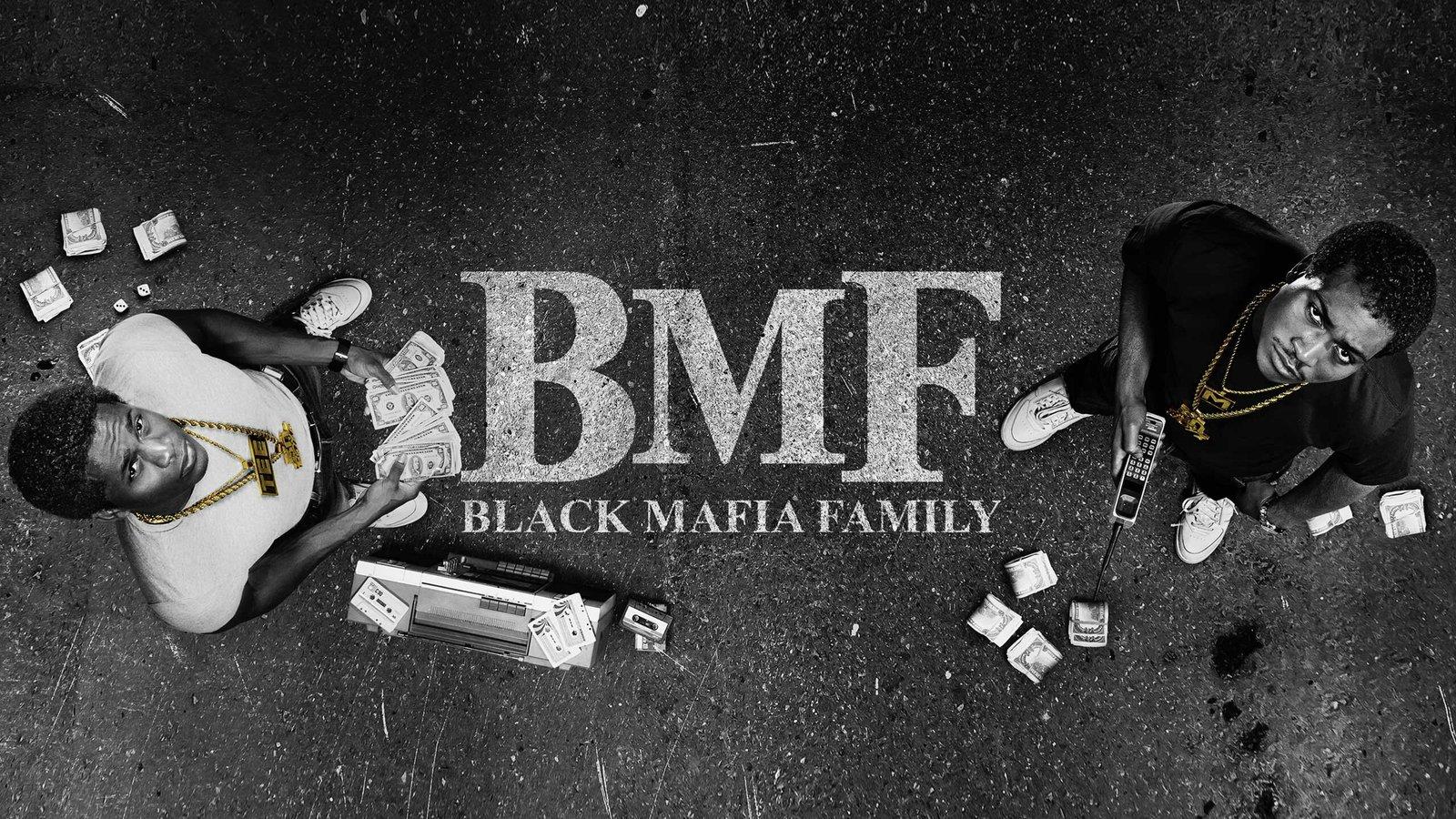Семья черной мафии / BMF