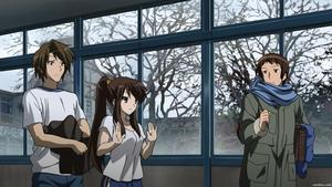 Смотреть фильм «Исчезновение Харухи Судзумии» онлайн
