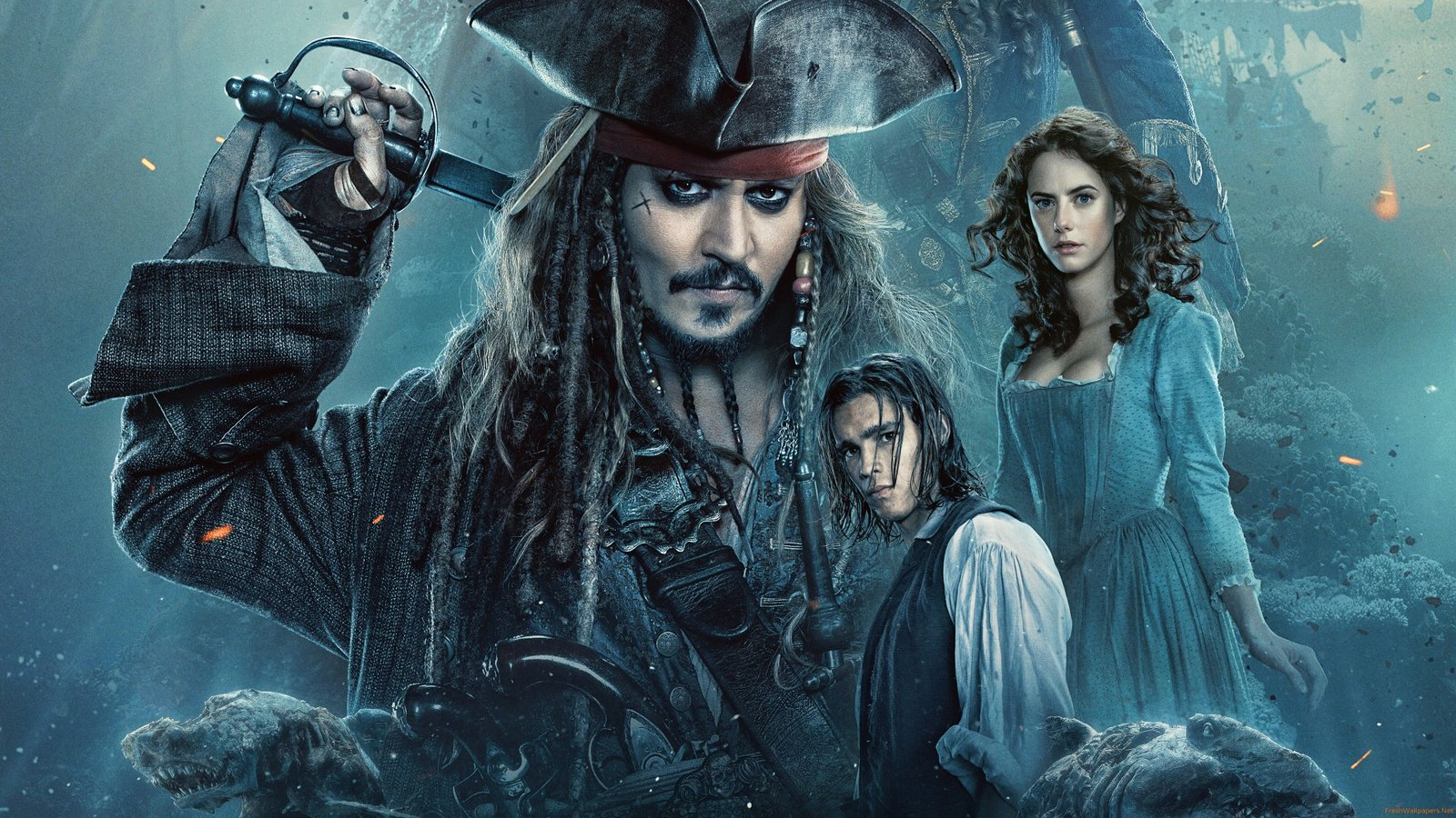 / Pirates of the Caribbean: Dead Men Tell No Tales