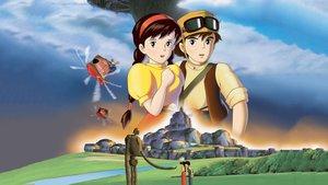 Смотреть фильм «Небесный замок Лапута» онлайн