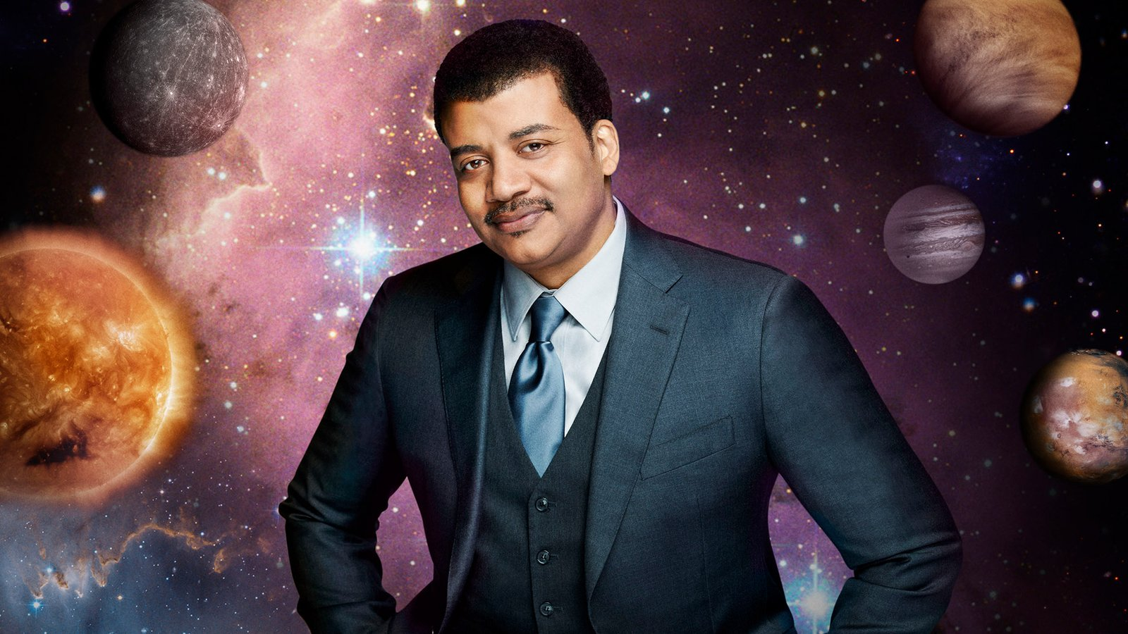 Космос / Cosmos: A Spacetime Odyssey