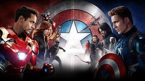 Смотреть фильм «Первый мститель: Противостояние» онлайн