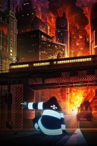 «Огненная бригада пожарных!» 1 сезон