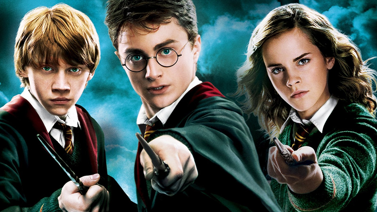 / Harry Potter and the Order of the Phoenix