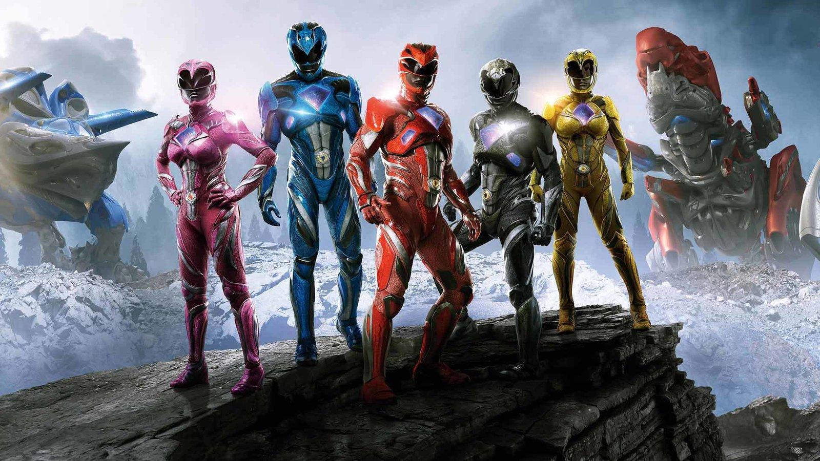 / Power Rangers
