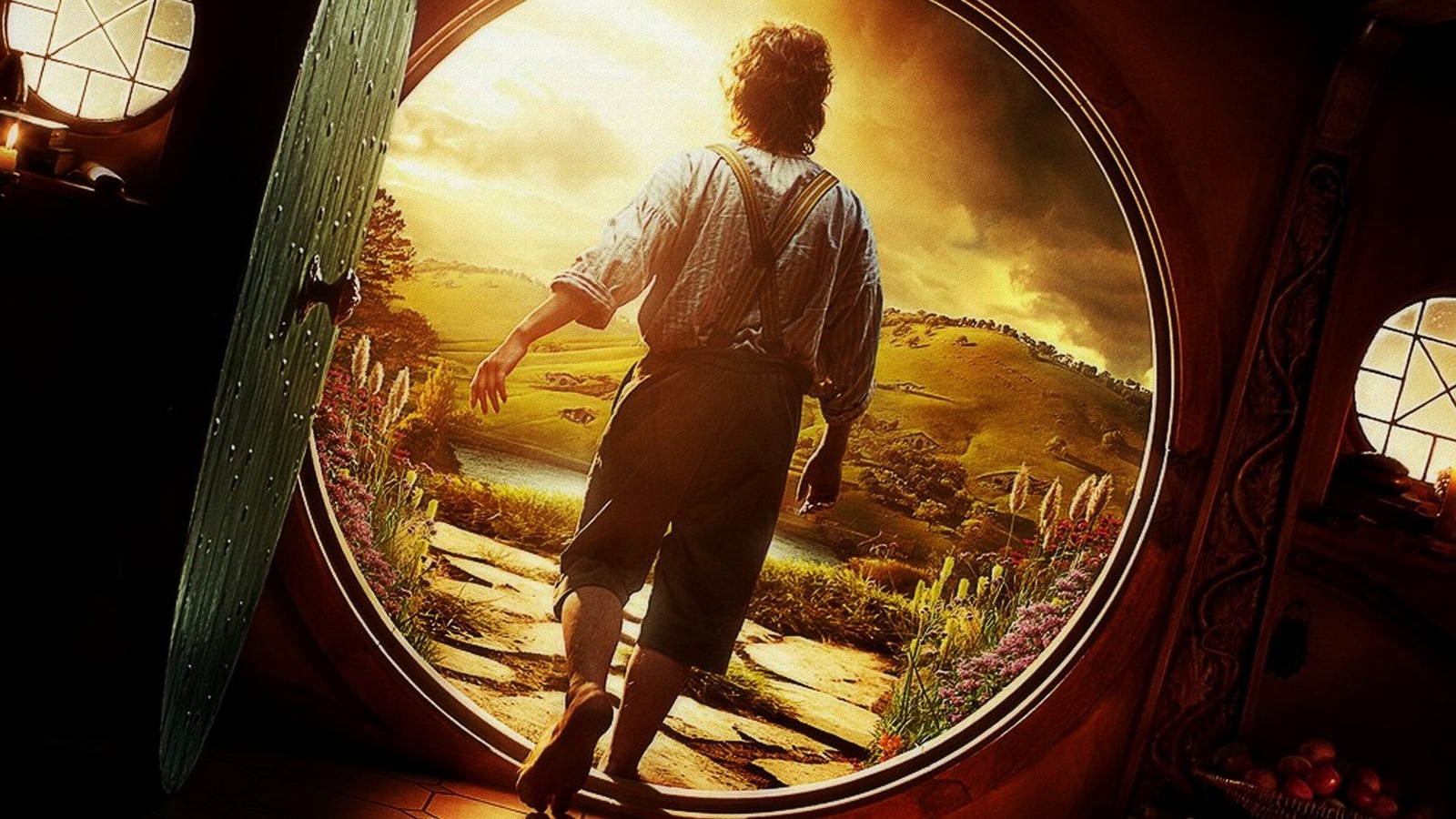 Хоббит: Нежданное путешествие / The Hobbit: An Unexpected Journey background
