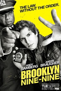 Постер сериала «Бруклин 9-9»