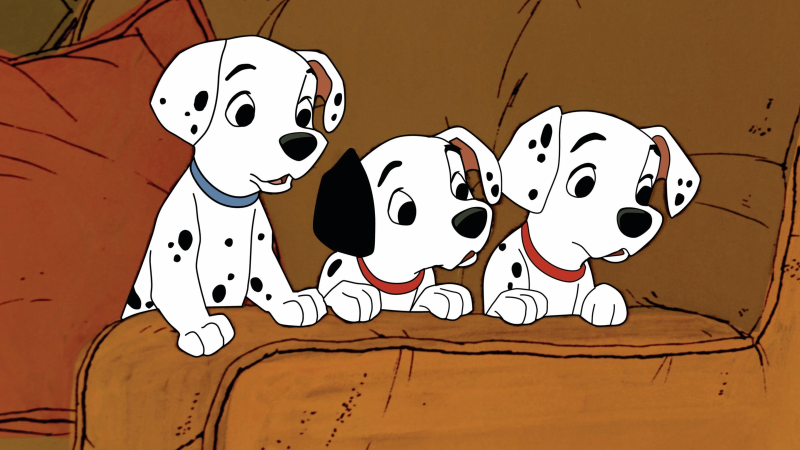 101 далматинец / One Hundred and One Dalmatians background