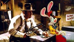 Смотреть фильм «Кто подставил кролика Роджера» онлайн
