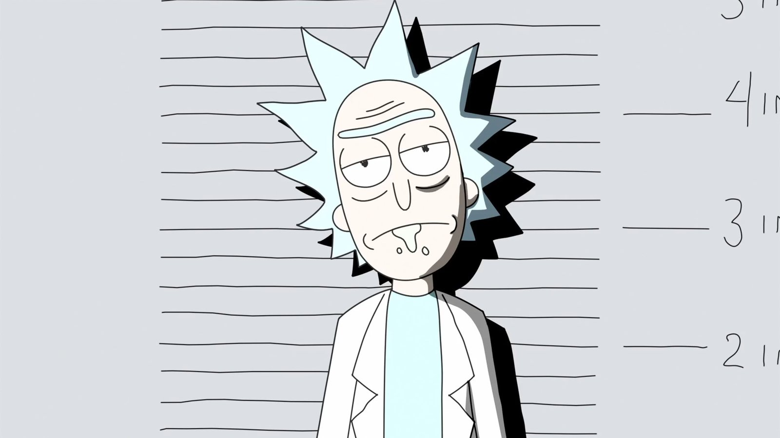 Рик и Морти / Rick and Morty background