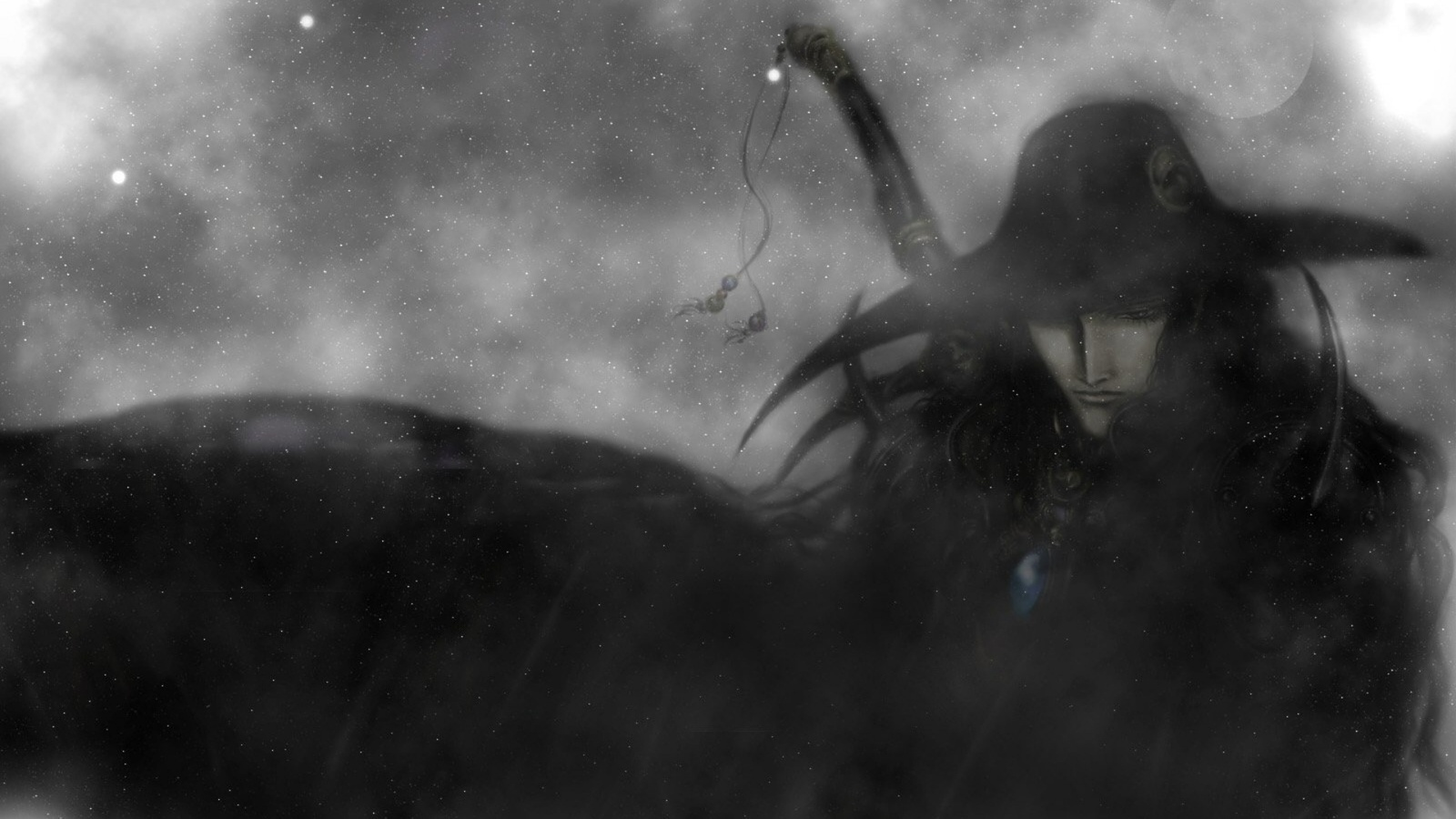 D: Жажда крови / Vampire Hunter D: Bloodlust background