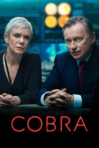 Постер сериала «Кобра»