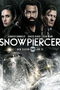Смотреть сериал «Сквозь снег»