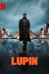Постер сериала «Люпен»