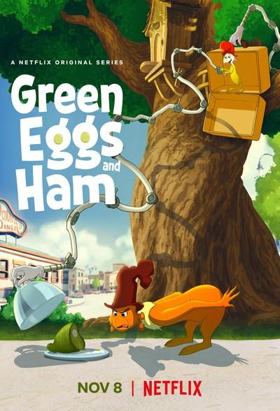 Зелёные яйца с ветчиной / Green Eggs and Ham