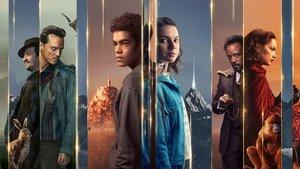 Смотреть сериал «Темные начала»