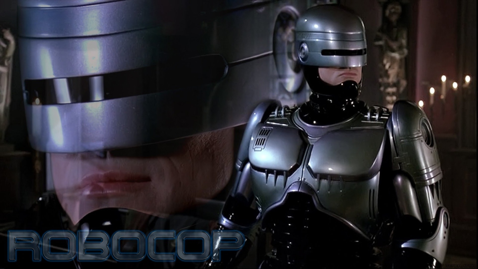 Робокоп/RoboCop background
