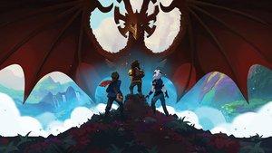 Смотреть сериал «Принц драконов»