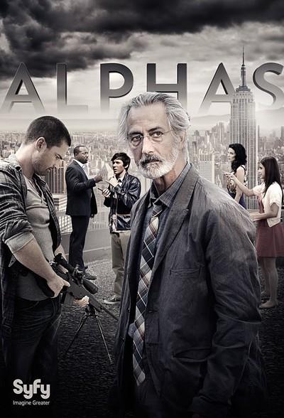 Люди Альфа / Alphas