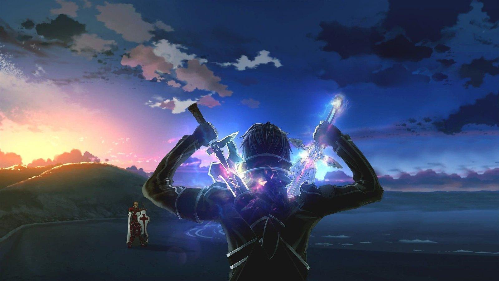 Мастера меча онлайн / Sword Art Online (4 сезон)