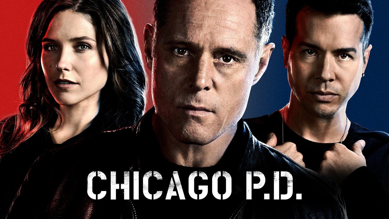 Полиция Чикаго / Chicago P.D. background