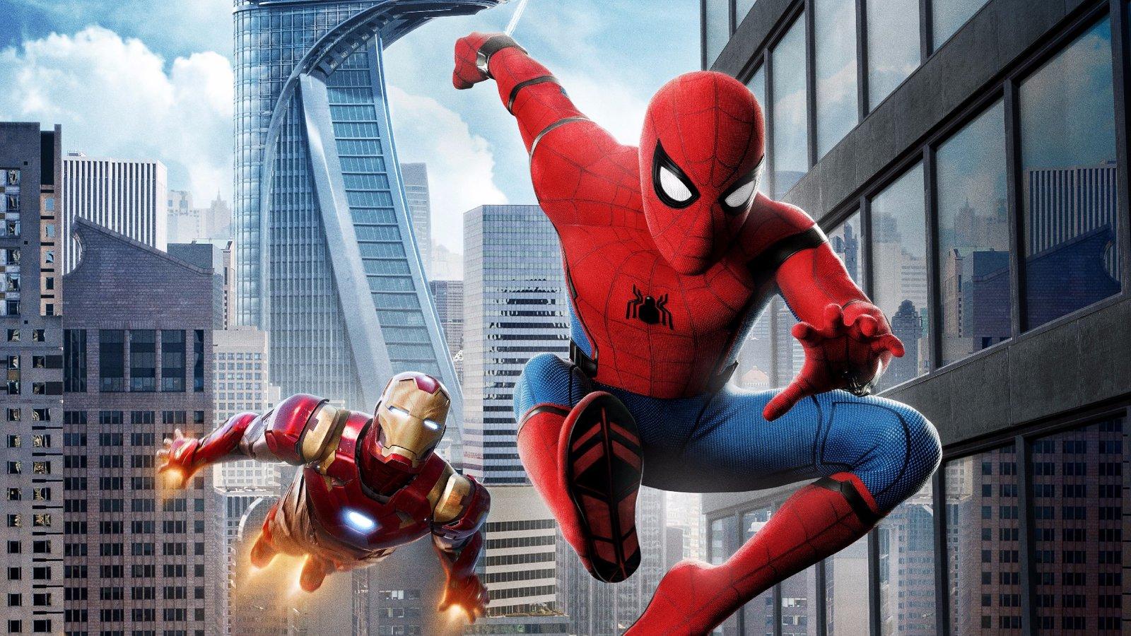 / Spider-Man: Homecoming