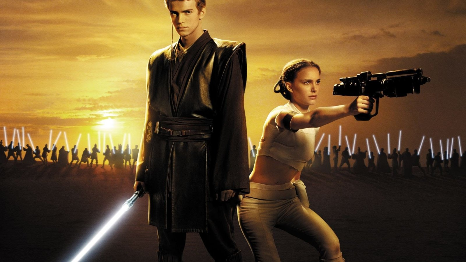 / Star Wars: Episode II - Attack of the Clones