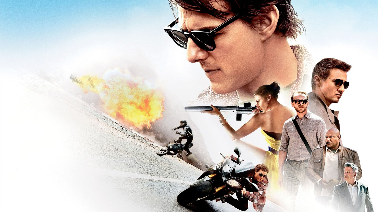 / Mission: Impossible - Rogue Nation