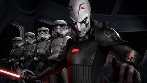 Смотреть сериал «Звездные войны: Повстанцы»