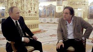 Смотреть сериал «Интервью с Путиным»