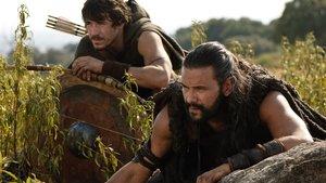 Смотреть сериал «Римская Испания, легенда»