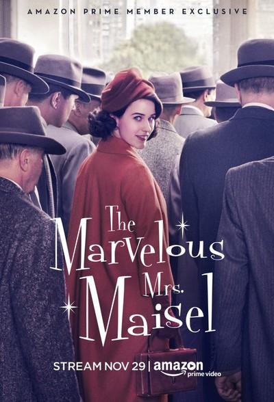 Удивительная миссис Мейзел / The Marvelous Mrs. Maisel