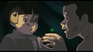 Смотреть фильм «Могила светлячков» онлайн