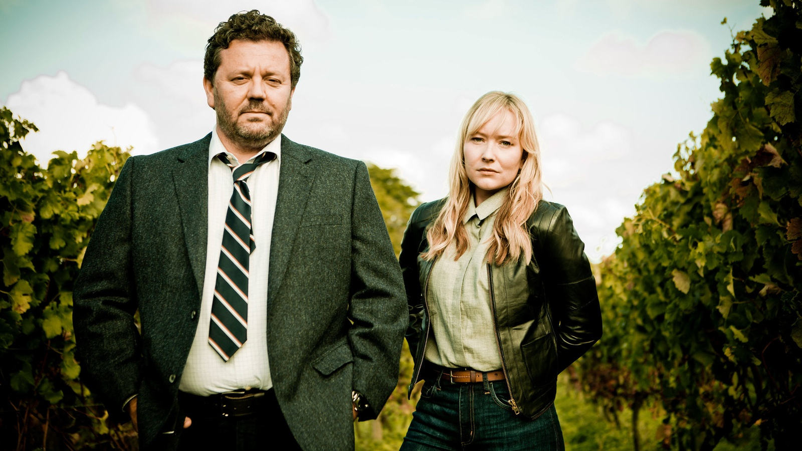 Тайны Броукенвуда/The Brokenwood Mysteries background