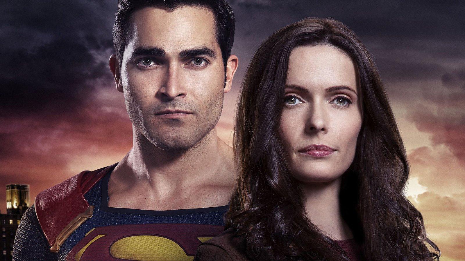 Супермен и Лоис / Superman & Lois