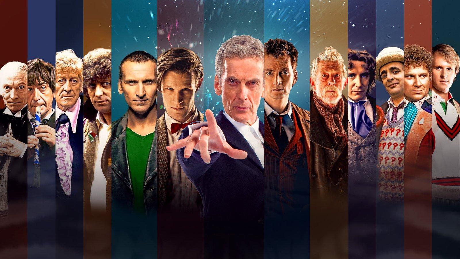 Доктор Кто / Doctor Who background