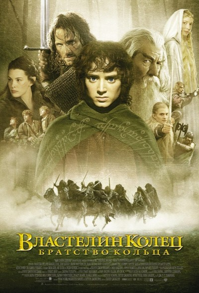 Фильм Властелин колец: Братство кольца / The Lord of the Rings: The Fellowship of the Ring